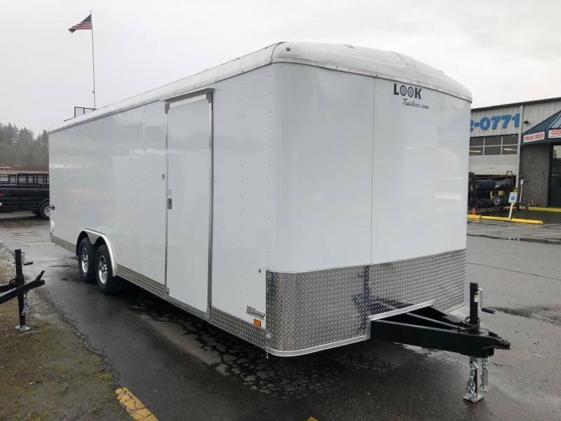 2020 Look Trailers 8.5' X 24' ERLA85X24TE3 Car / Racing Trailer