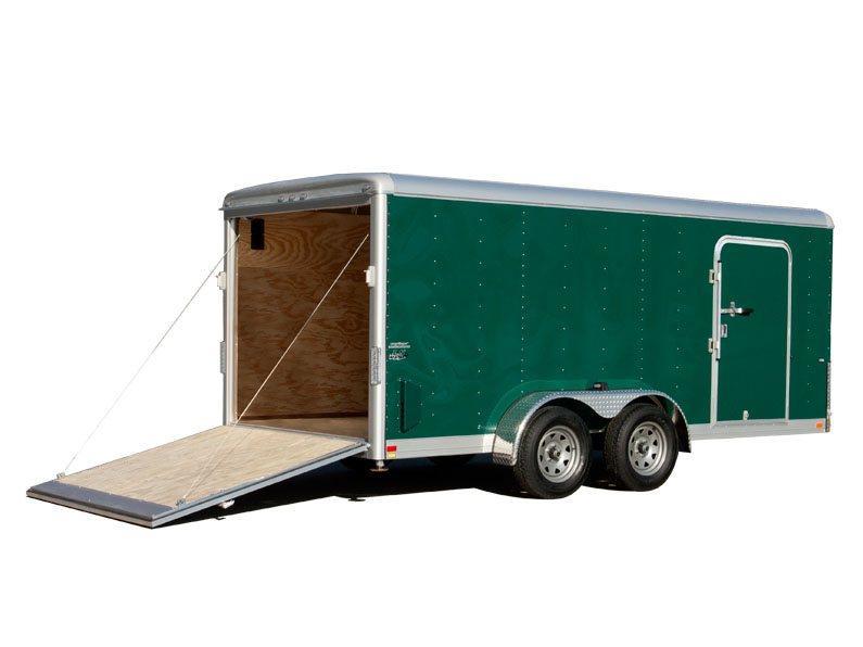 2017 Wells Cargo CW1622-102 Enclosed Cargo Trailer