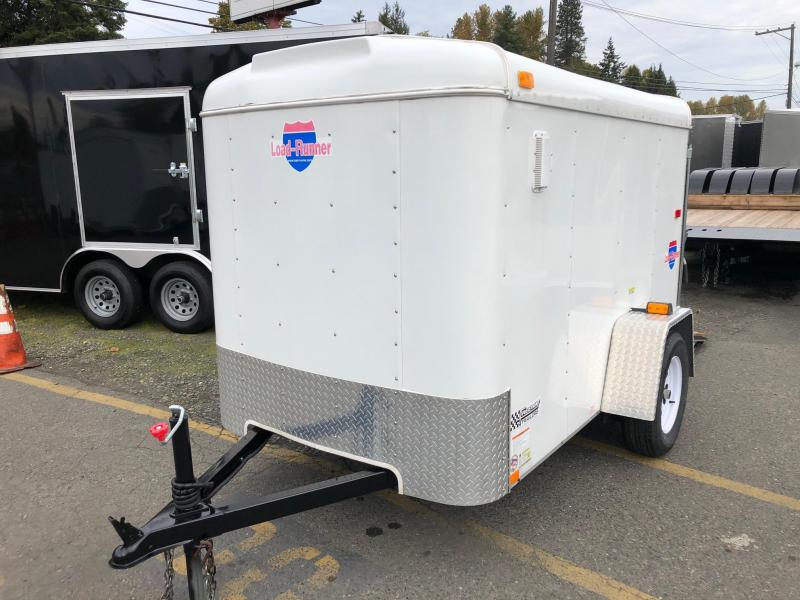 2011 Interstate 5 x 8 Load Runner Enclosed Cargo Trailer
