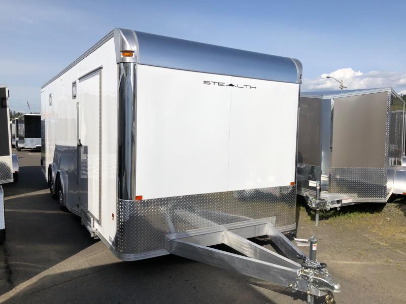 Alcom-Stealth Trailers C8X26SCH-IF Car / Racing Trailer