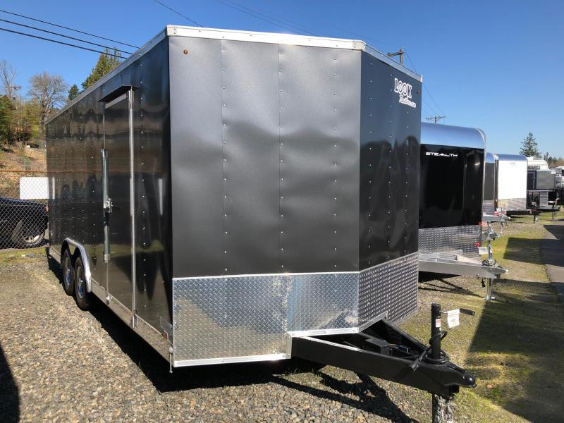 2020 Look Trailers ST AUTO Car / Racing Trailer