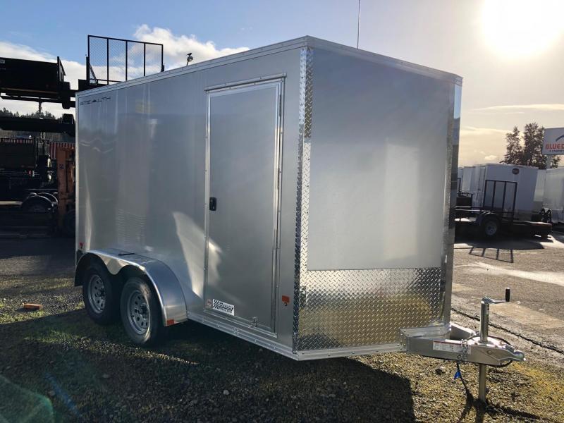 2019 Alcom-Stealth C6X12STA-IF Enclosed Cargo Trailer