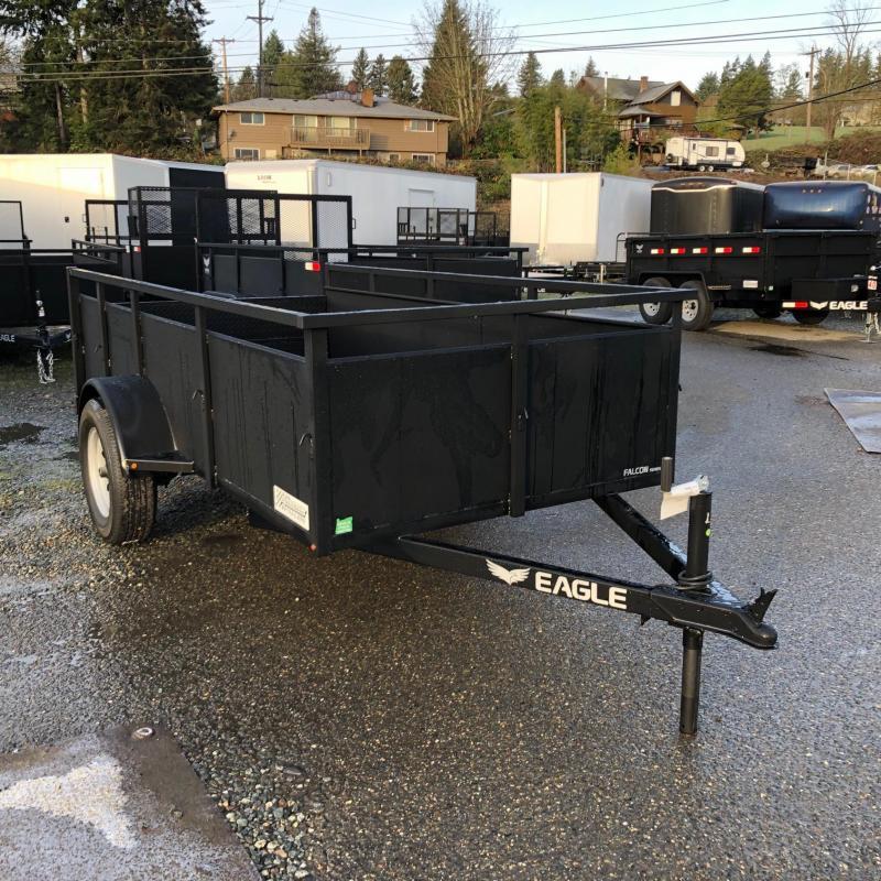 Eagle Trailer FLS408SA Utility Trailer