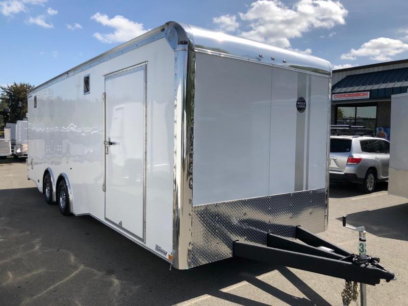 2019 Wells Cargo RFRT85X2624 Car / Racing Trailer