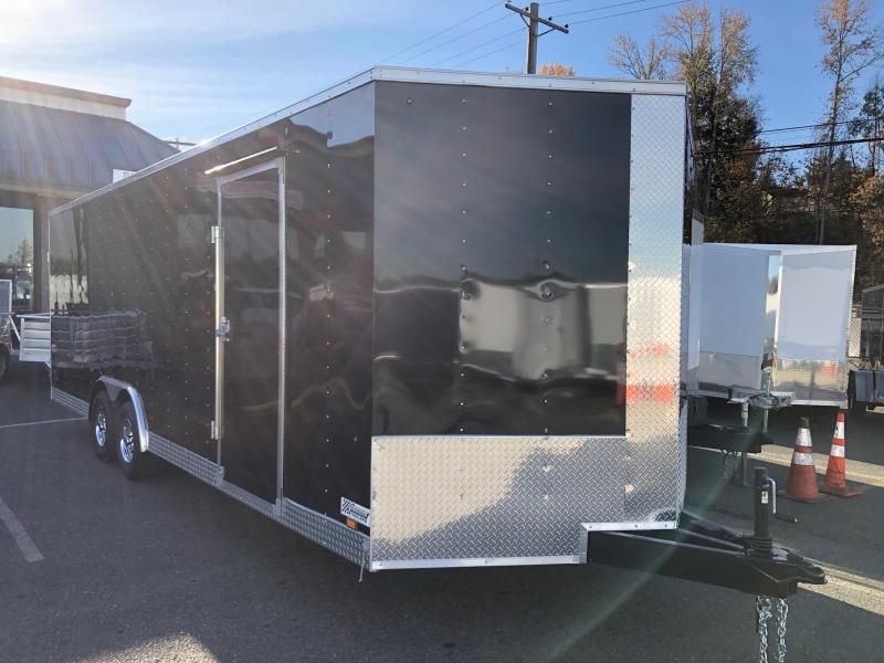 Look Trailers 8.5 X 24' ELEMENT WEDGE Car / Racing Trailer