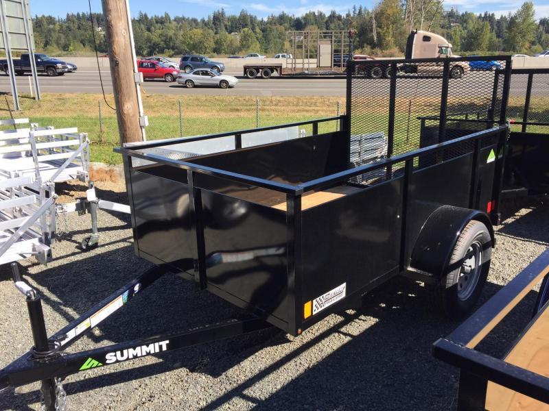 Summit 6' X 12' ALPINE Utility Trailer