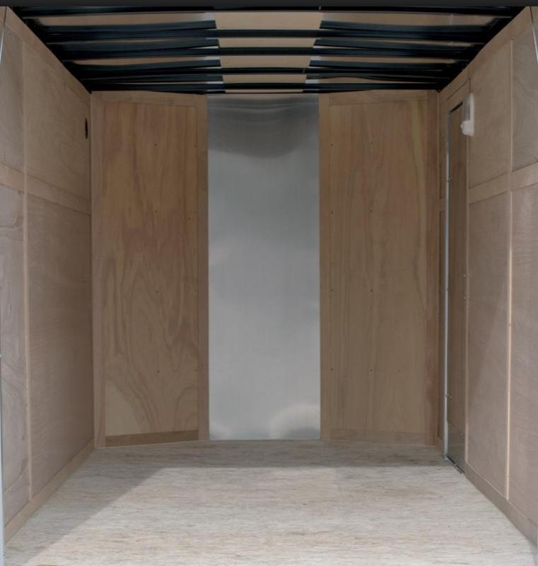 Wells Cargo 6' x 10' Fast Trac Enclosed Cargo Trailer