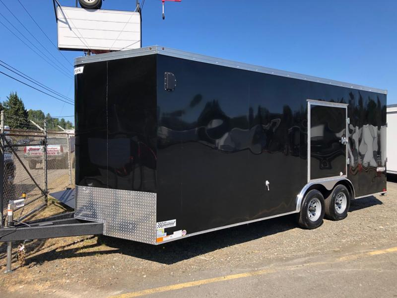 2019 Haulmark V-Nose Auto Trailer Car / Racing Trailer