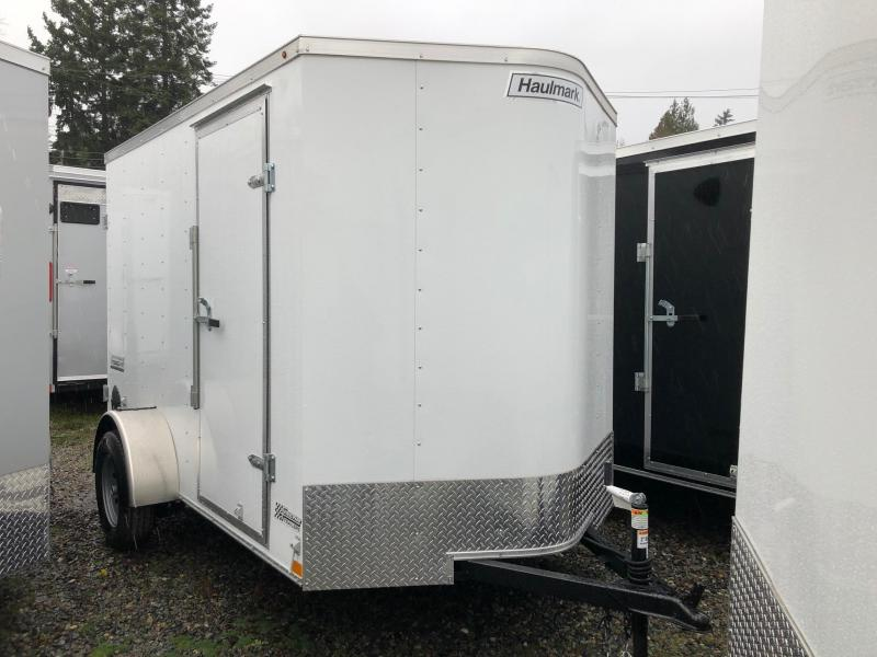 Haulmark  6' x 10' Passport Deluxe Enclosed Cargo Trailer