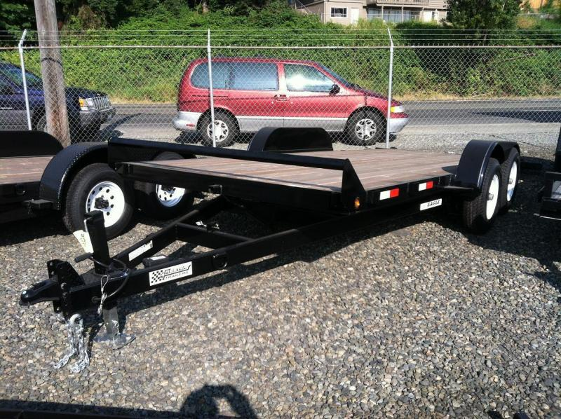 Eagle Trailer ETB718TA3 Car / Racing Trailer