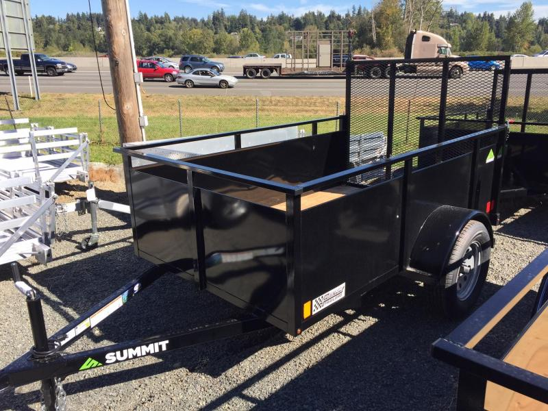 2019 Summit Alpine Utility Trailer