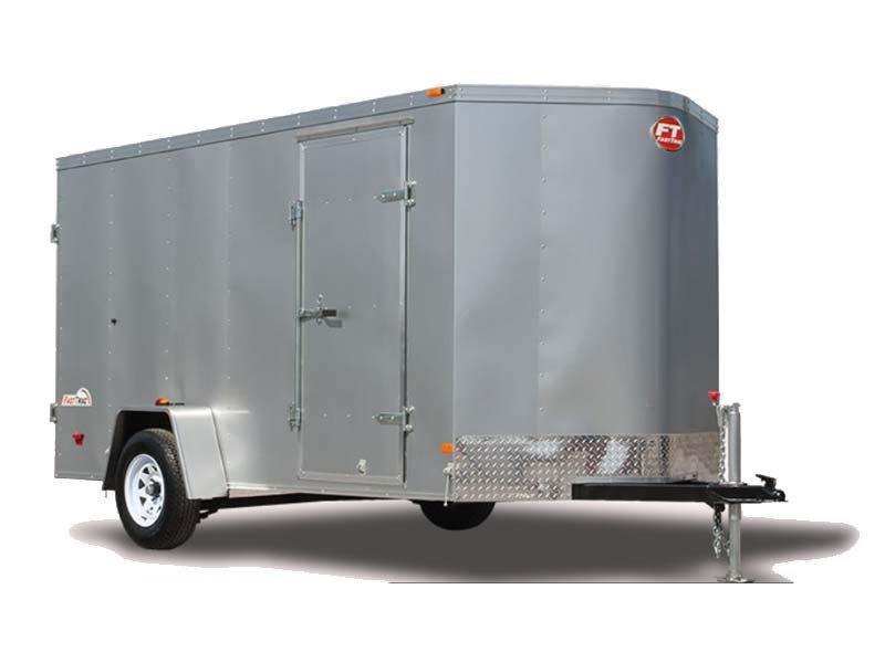 2018 Wells Cargo FT6101 Enclosed Cargo Trailer