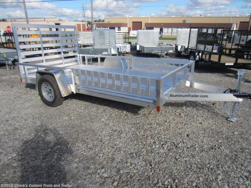 2018 ATC 7 X 12 ATV Trailer w/ Removable Side
