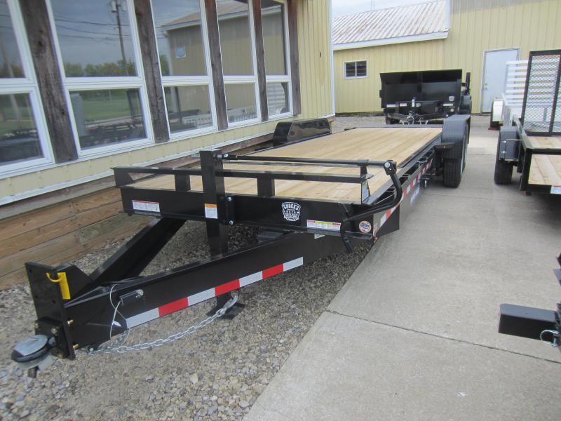 2018 Sure-Trac 7 x 18 + 4 Tilt Bed Equipment 16K