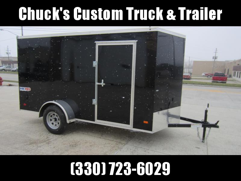 2019 Bravo Trailers 6X12 RAMP DOOR Enclosed Cargo Trailer