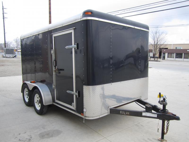 2011 Lark VT712TA Enclosed Cargo Trailer