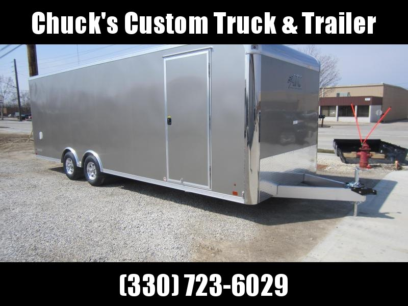 2018 Aluminum Trailer Company RAVAB8524213300 Enclosed Cargo Trailer