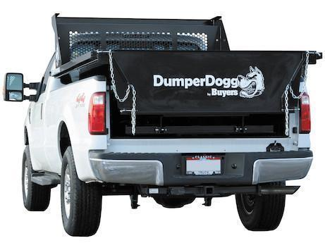 2018 DumperDogg 8 STEEL DUMPER Truck Bed