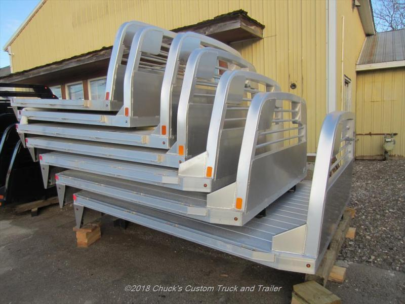"2017 CM ALRD 8'6""/97/56/38 Truck Bed"