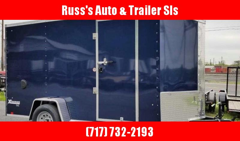 2020 Cargo Express 6X12 XLW Enclosed Cargo Trailer