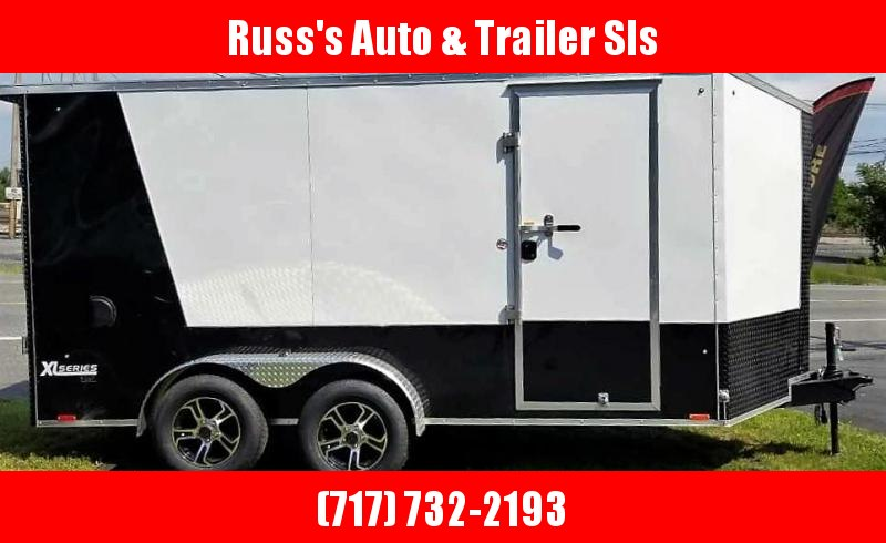 2020 Cargo Express 7X14 XLW SE Enclosed Cargo Trailer