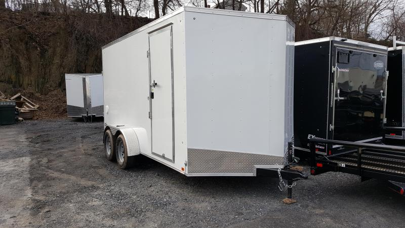 2019 Cargo Express EX DLX  Enclosed Trailer