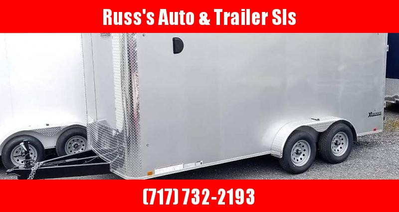 2020 Cargo Express 7X16 XLR Enclosed Cargo Trailer