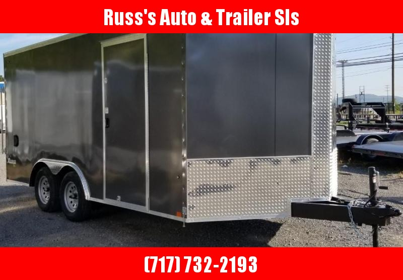 2020 Cargo Express 8.5X16 Enclosed Cargo Trailer