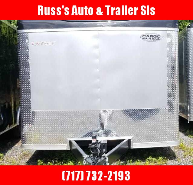 2020 Cargo Express 8.5 X 20 CXT Enclosed Trailer