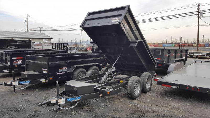 2018 Top Hat  5X10 DP70 DUMP Dump Trailer