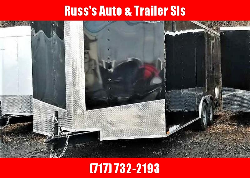2019 Cargo Express 8.5X20 XLW SE Enclosed Trailer