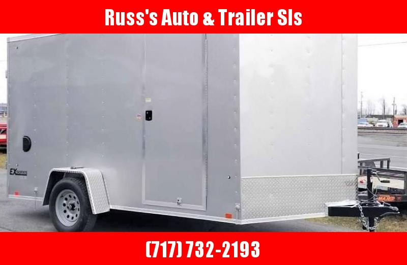2020 Cargo Express 7X12 EX Enclosed Trailer w/Double Doors