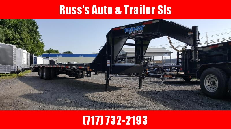 2018 Top Hat 32X102 GN 240 TRAILER 24K