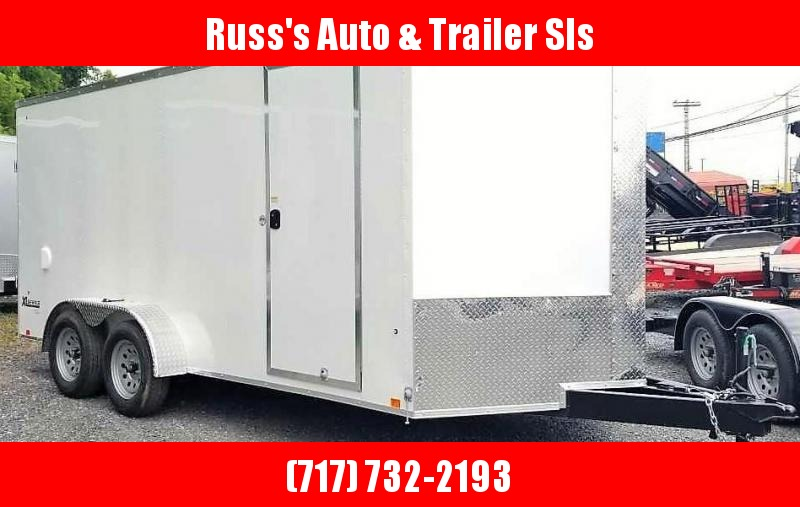 2020 Cargo Express 7X16 XLW SE Enclosed Cargo Trailer