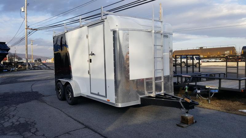 2019 Cargo Express 7X14 CXT Enclosed Cargo Trailer