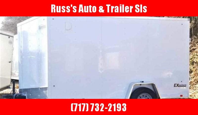2019 Cargo Express 7X12 EX DLX Enclosed Trailer