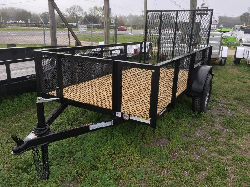 2018 Triple Crown Trailers 5x10 Utility Trailer
