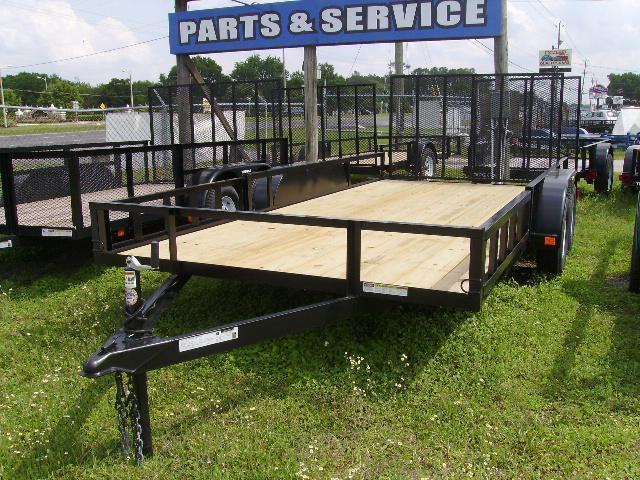 6x10 Triple Crown Trailers Utility Trailer