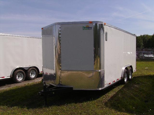8.5x18 Arising Trailers Enclosed Cargo Trailer