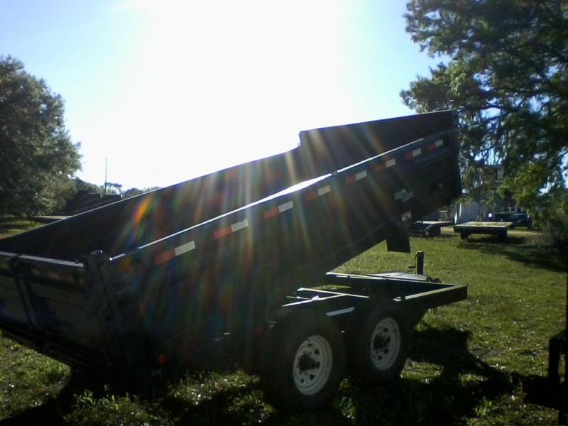 2011 Load Trail 7x14 Dump Trailer