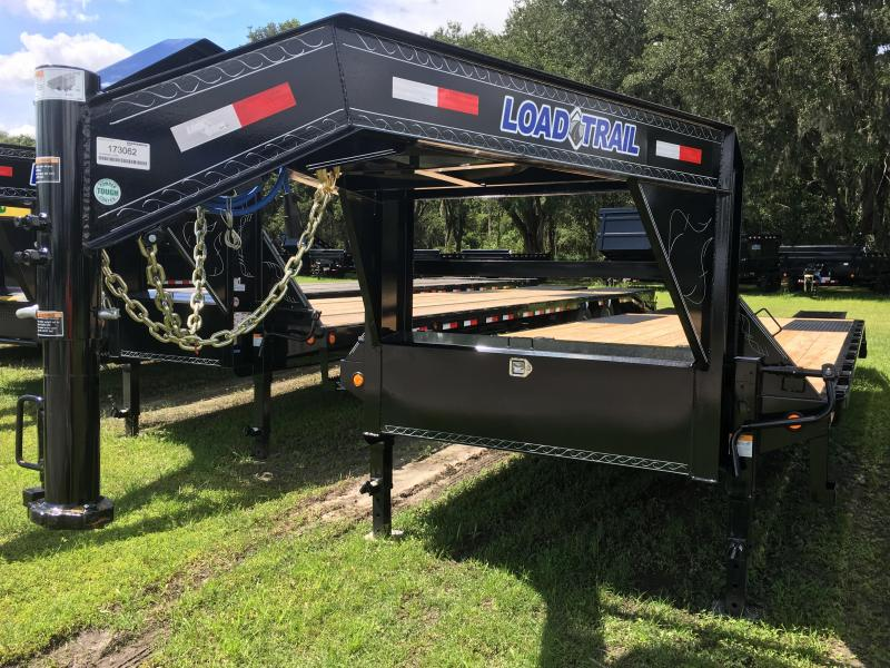 2019 Load Trail 8.5x25 Gooseneck Equipment Trailer