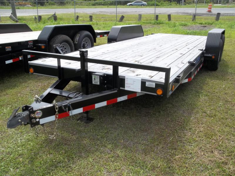 2013 Load Trail 80x20 car hauler Equipment Trailers