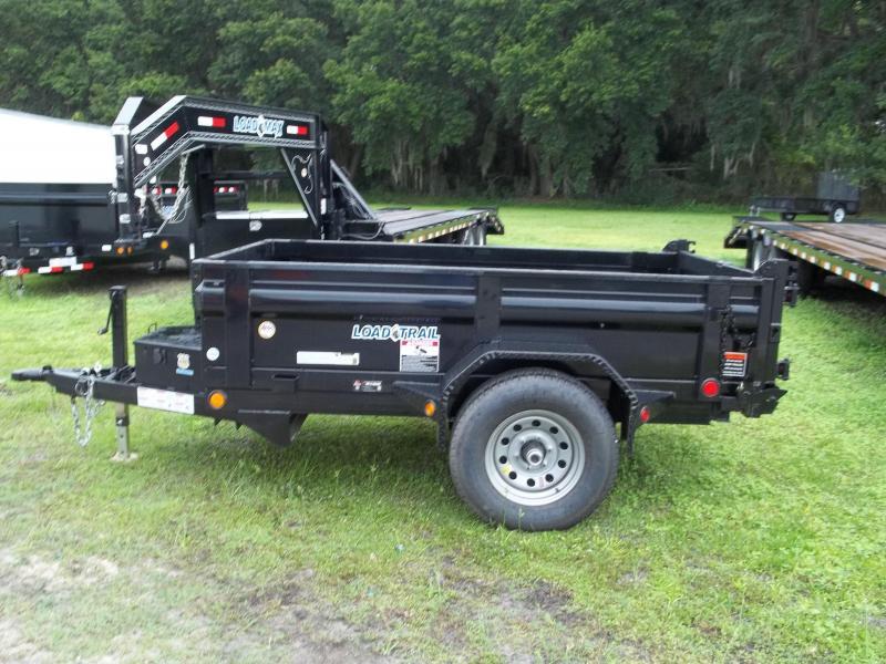 2015 Load Trail 5x8 single axle Dump Trailer | Southern Wholesale ...
