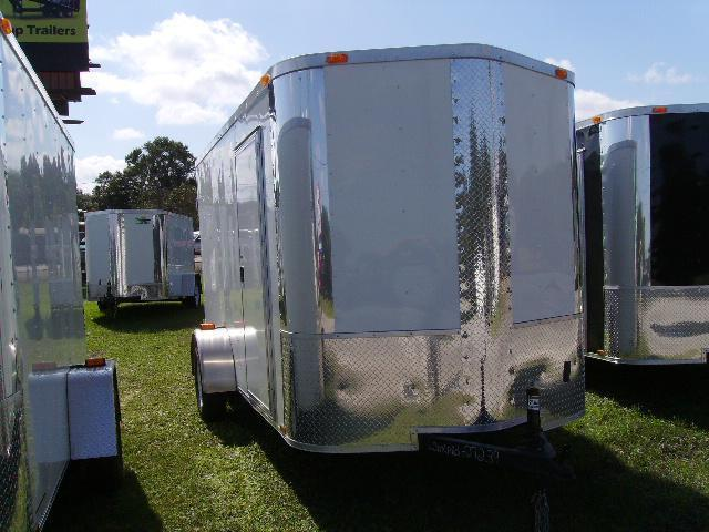 5x10 Arising Trailers Enclosed Cargo Trailer
