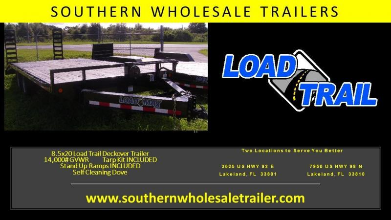 2016 Load Trail Trailer