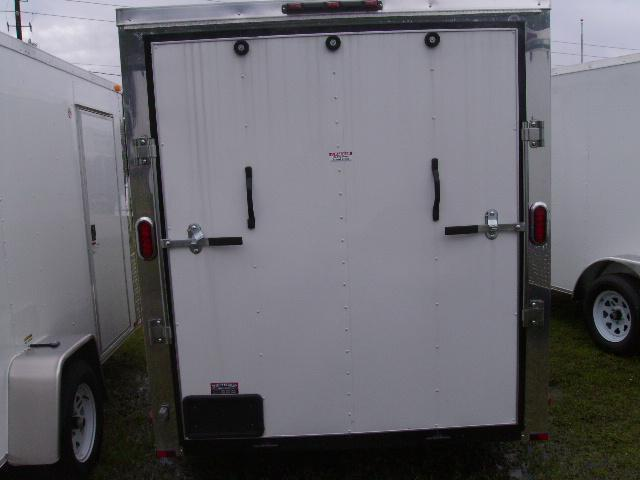 6x12 Arising Trailers Enclosed Cargo Trailer