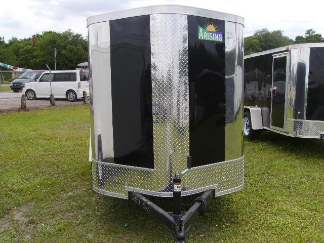 5x8 Arising Trailer Enclosed Cargo Trailer