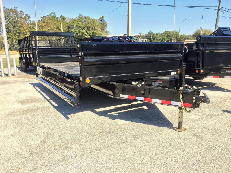 2017 Load Trail Tandem Axle Dump Trailer