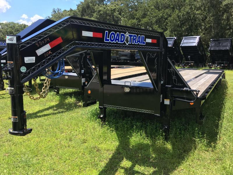 2018 Load Trail 8.5x34 Gooseneck Equipment Trailer