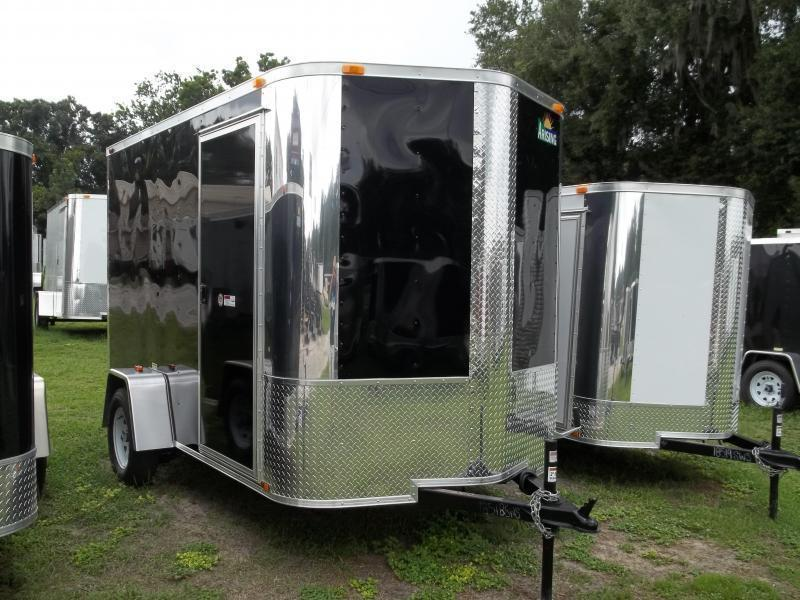 2015 Arising 6x10 Cargo / Enclosed Trailer